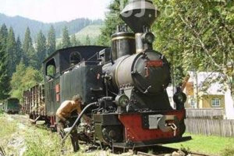 Traseul mocanitei de la Turda la Vidolm va intra in patrimoniul national