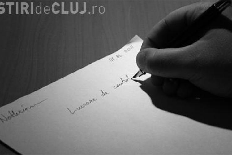 """Ce a scris un elev intr-o lucrare la limba romana: """"Daca imi dai un 5 isi aduc 100 de oua""""! VEZI lucrarea"""