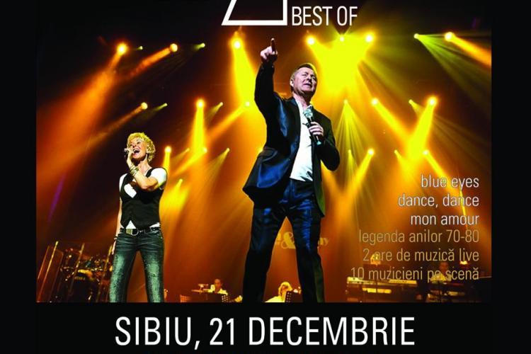 BZN concerteaza intr-un decor special la Sibiu, in 21 decembrie, de la ora 20.00