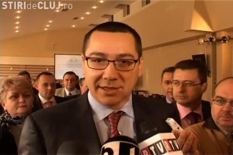 Ponta despre zarzavaturile lui Basescu: Circ de doi bani