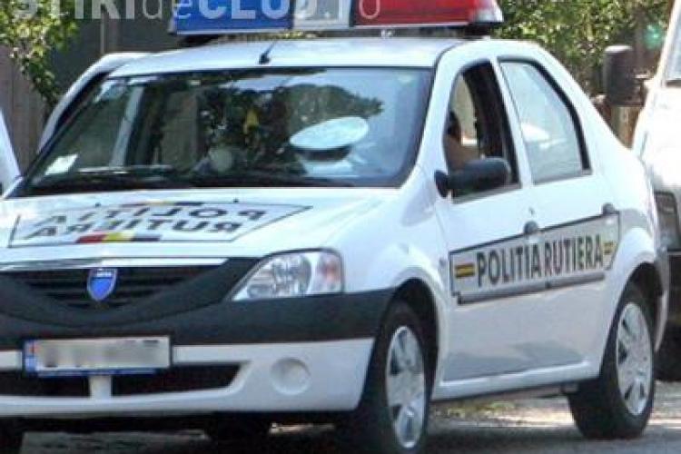 Clujean arestat pentru 29 de zile pentru ca circula cu permisul anulat si a refuzat testul de alcoolemie