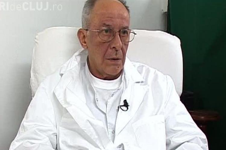 Mircea Barsan, reales sef al Colegiului Medicilor Cluj