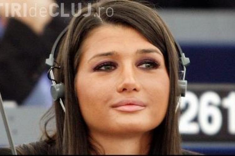 """Elena Basescu, confundata cu """"dna Ceausescu"""" in Parlamentului UE VIDEO"""