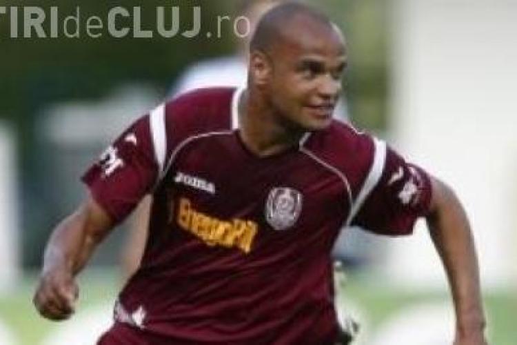 Weldon, suspendat 5 etape pentru incidentul din meciul cu Steaua