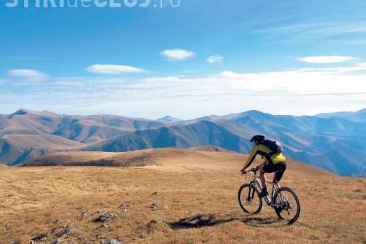 """Proiectie de imagini """"Cu bicicleta la inaltime"""", joi de la ora 20.00"""
