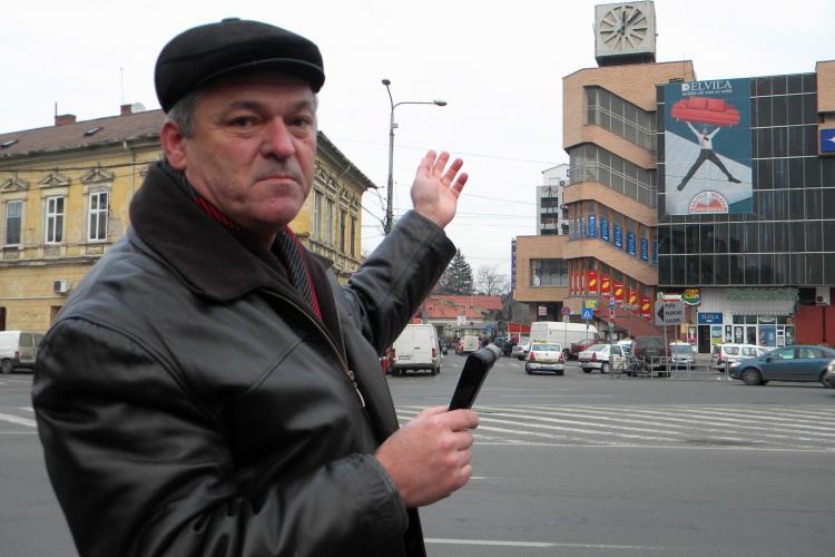 Ceasul de pe Hala din Piata Mihai Viteazu, incremenit de 22 de ani, de la fuga lui Ceausescu! Povestea incredibila a celui care a oprit timpul
