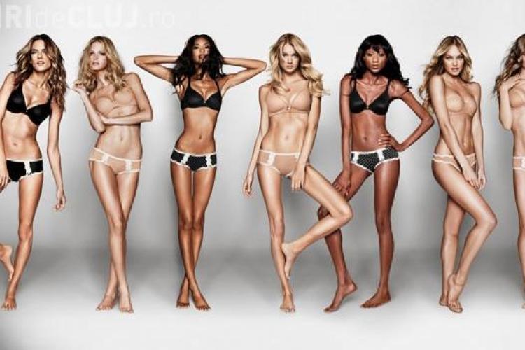 Ingerii Victoria's Secret dezvaluie ce culoare va avea lenjeria intima de Anul Nou VIDEO