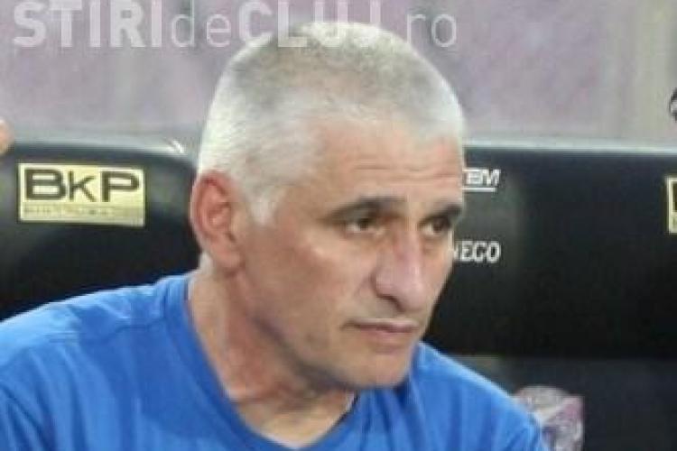 Noul antrenor de portari de la U Cluj este Andrei Speriatu! Super Solo trimis la echipa a doua