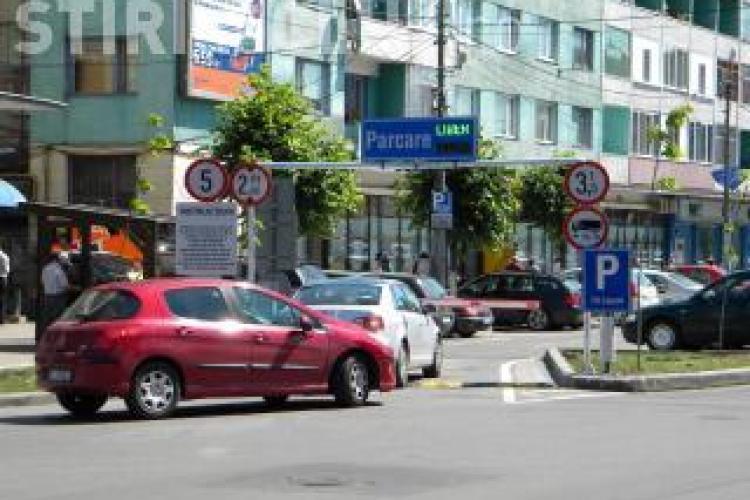 Parcare gratis in Cluj-Napoca de sarbatori in parkingurile cu bariera! Vezi detalii