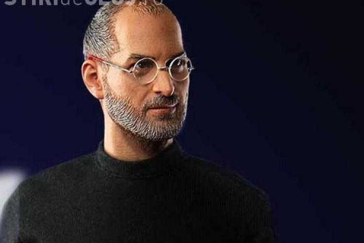 Papusa Steve Jobs ar urma sa fie lansata in februarie FOTO