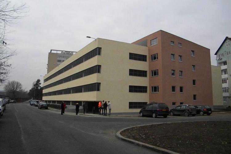 Parkingul de pe Aleea Baisoara, inaugurat