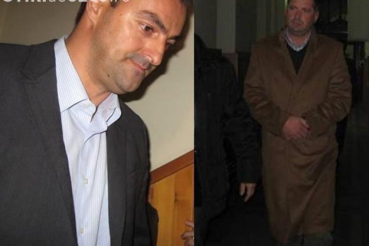 Apostu si Stoia raman in arest pentru inca 60 de zile VIDEO