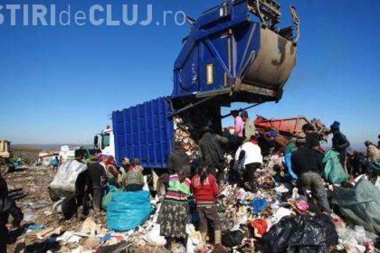 Fabrica de gunoi a Clujului va produce compost pentru agricultura VIDEO