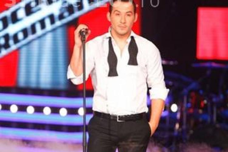 """Stefan Stan de la """"Vocea Romaniei"""" a primit oferte sa cante in strainatate"""