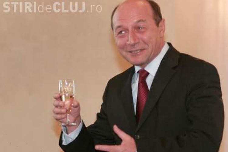 Basescu a primit cadouri in valoare de 2.830 de euro in 2011