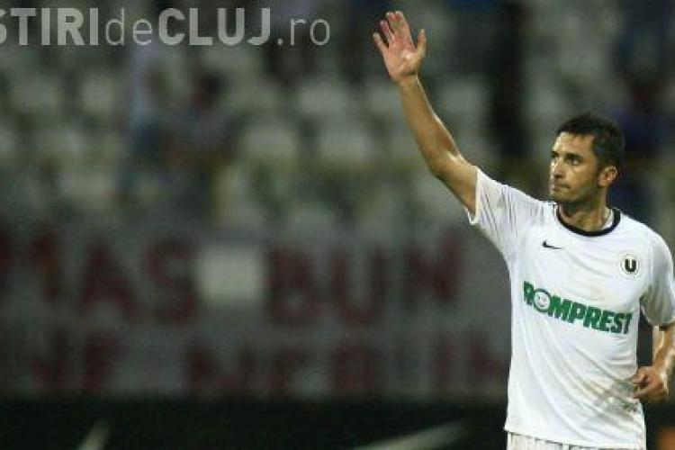 U Cluj - CS Mioveni 2-2! REZUMAT VIDEO Meci nebun pe Cluj Arena