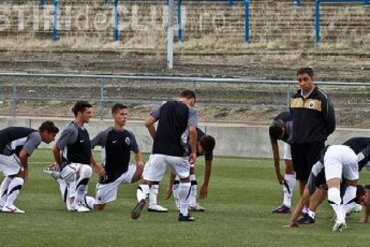 U Cluj va duce si echipa a doua in cantonamentul din Antalya