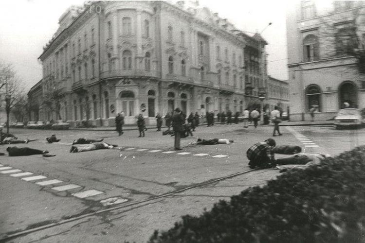 Vezi aici marturia unui revolutionar despre primii oameni impuscati in Cluj FOTO si VIDEO