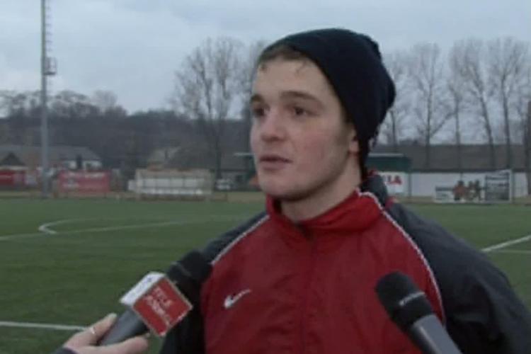 Sergiu Bus: Sper sa revin cat mai repede la CFR Cluj. Ei vor fi campionii VIDEO