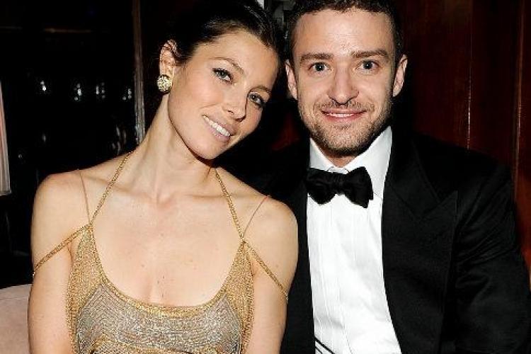Gata cu burlacia, Justin Timberlake se va casatori cu Jessica Biel
