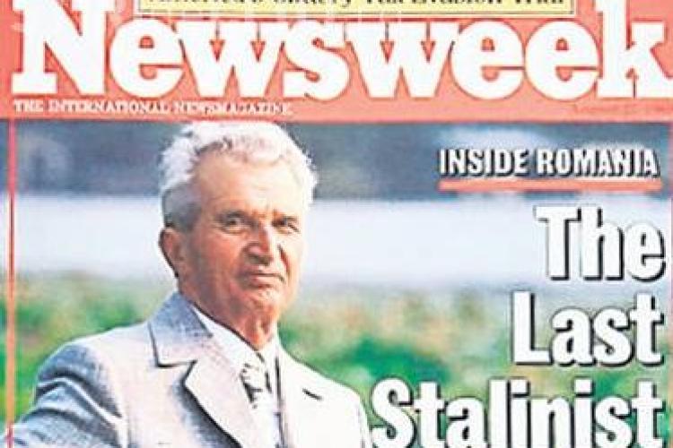 "Jurnalist american, despre interviul cu Ceausescu: ""Avea testicule imense, ca doua rosii coapte"""