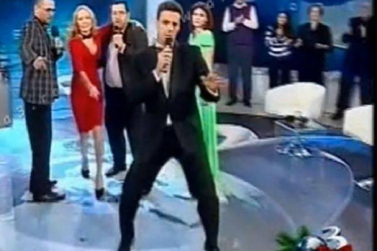 Mircea Badea l-a imitat cu succes pe Stefan Banica jr. VIDEO