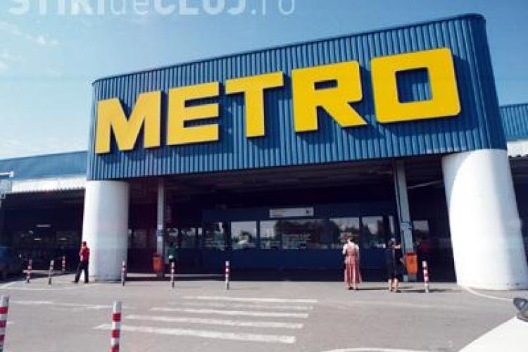 Metro Cluj a primit o amenda de 50.000 de lei pentru promotii inselatoare si produse expirate