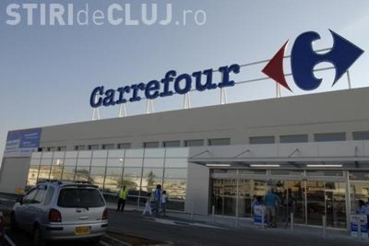 Directorul Carrefour Romania a depus denunta penal impotriva lui Sorin Apostu