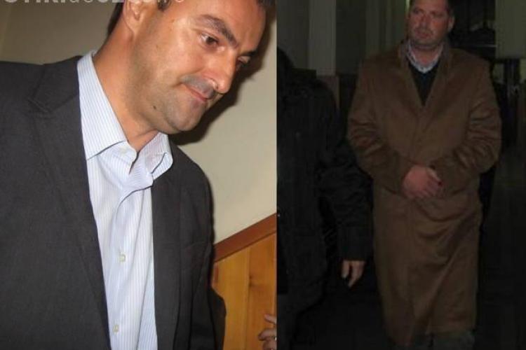 Sorin Apostu si Calin Stoia sunt dusi la DNA Cluj! Cei doi afla materialul de urmarire penala