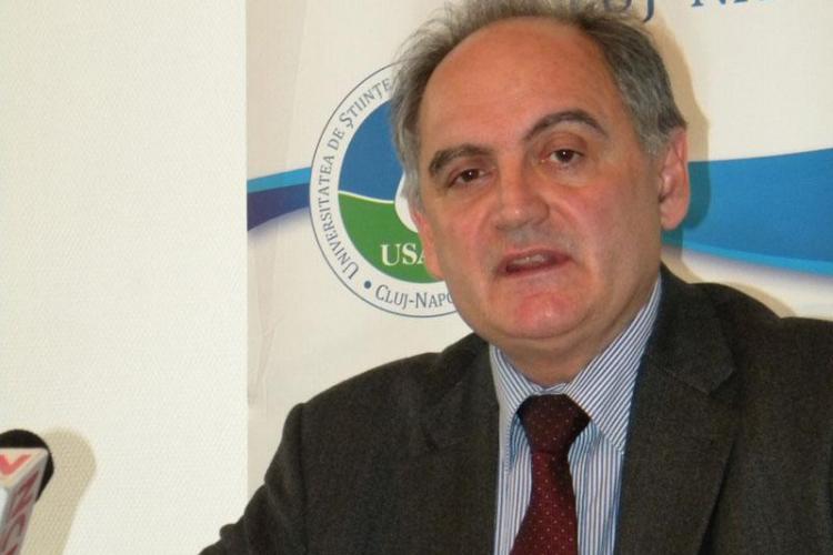 Doru Pamfil ramane rector al USAMV Cluj! PSD a pierdut lupta