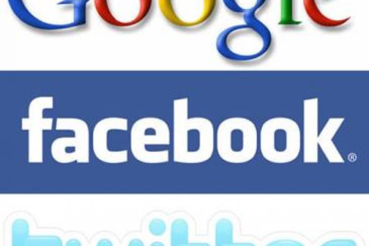 """Google, Facebook, eBay si Twitter s-ar putea """"suspenda"""" in 23 ianuarie! Vezi de ce"""