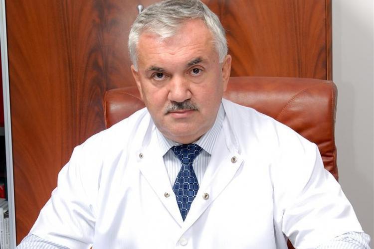 Noul rector al UMF Cluj este Alexandru Irimie