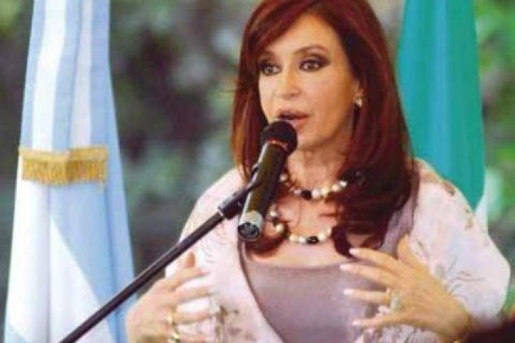 Presedintele Argentinei are cancer. Cristina Kirchner va fi operata in ianuarie