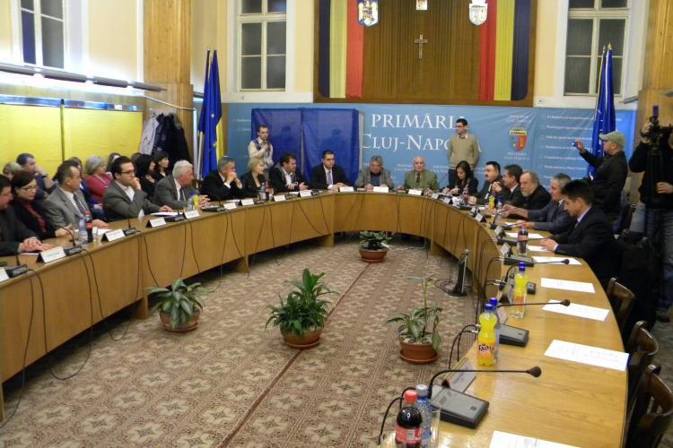 Consiliul Local Cluj-Napoca isi angajeaza avocat cu 15.000 de euro pentru a lupta cu casa de avocatura a ministrului Justitiei