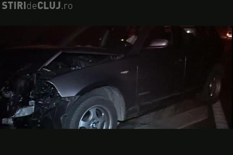 Pal Peter, consilierul lui Emil Boc, a scapat cu rani usoare in urma accidentului de la Valcele VIDEO