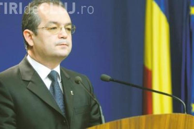 Romanii cred ca Emil Boc va ramane premier pana la alegeri SONDAJ