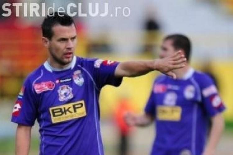 Goga s-a transferat la FC Vaslui