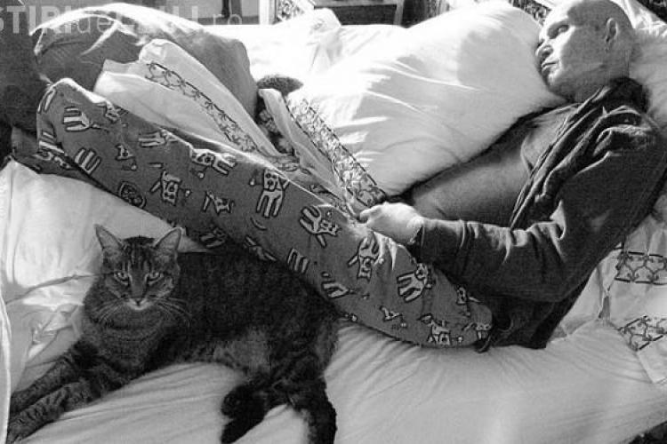 O fotografie cu Patrick Swayze in ultimele clipe ale vietii a fost data publicitatii