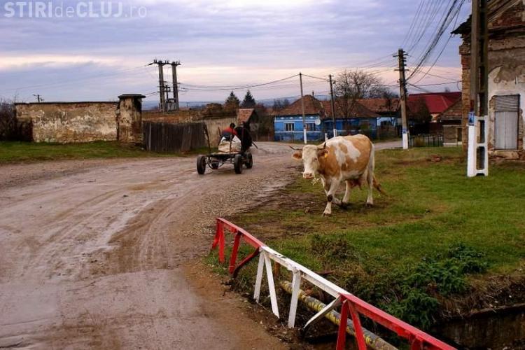 Primaria din Bontida vrea sa asfalteze drumurile si sa construiasca un after school