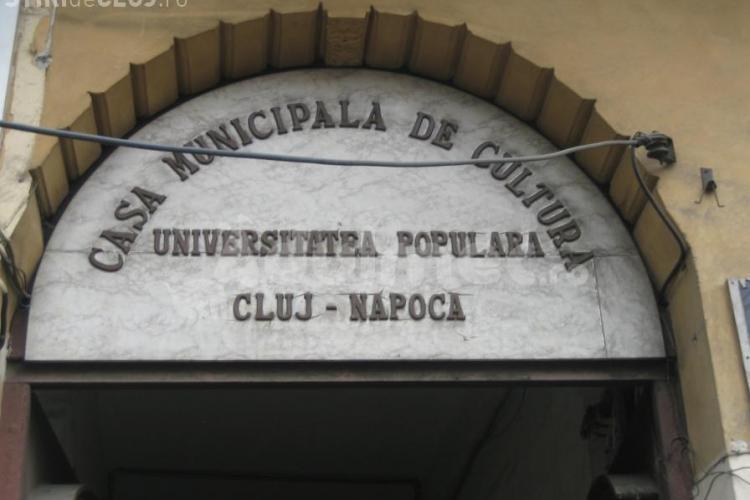 Sediul Casei Municipale de Cultura, castigat in instanta de Asociatia Patronilor si Meseriasilor Cluj