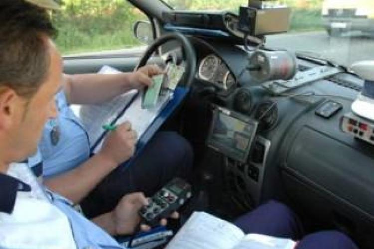 Condusul fara permis e un sport la Cluj! Un tanar a ajuns din Jucu pana in Manastur fara carnet