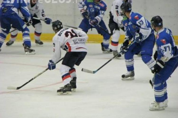 Hockeystii maghiari care si-au agresat un coleg pe motive interetnice au fost suspendati