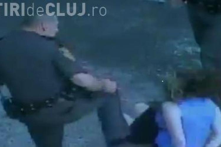 Cum a socat un politist intreaga lume VIDEO