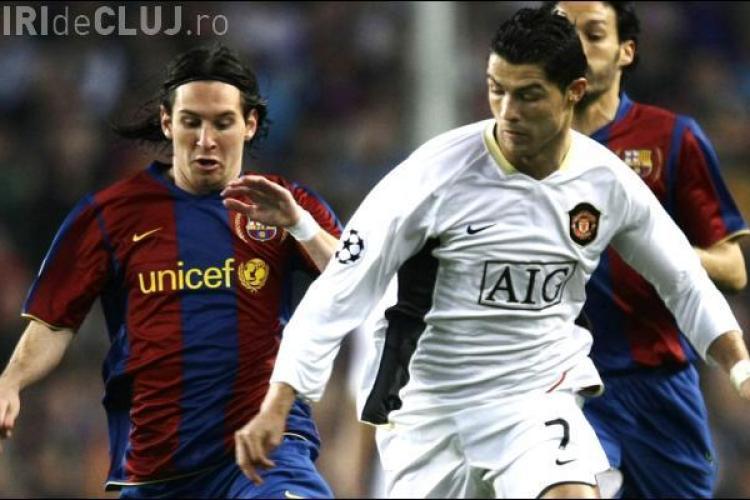 Balonul de de Aur va fi desemnat in aceasta seara. Boloni tine cu Ronaldo