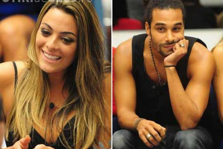 Viol la Big Brother Brazilia VIDEO