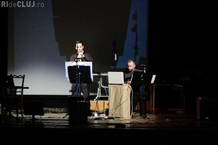 Muzicieni acompaniati de computer, intr-un spectacol extraordinar la Cluj, luni, 16 ianuarie