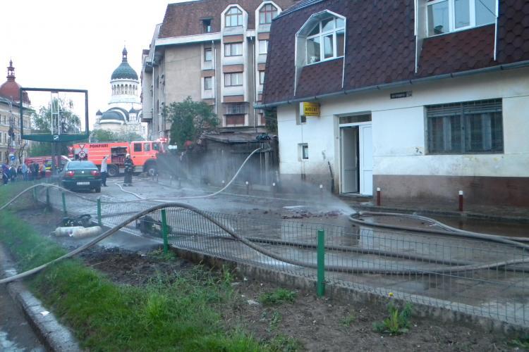 Bilant ISU Cluj pe 2011: Bani putini, disponibilizari si cazuri in crestere