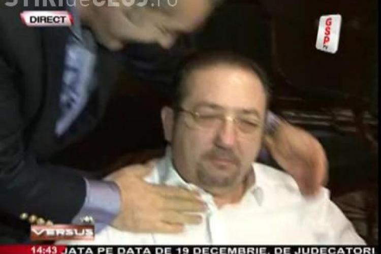 "Becali l-a umilit pe Florian Walter. Seful de la U Cluj: ""Ce dracu-i asta, ma? Am plecat, ce treaba am eu cu astia...!"" VIDEO"