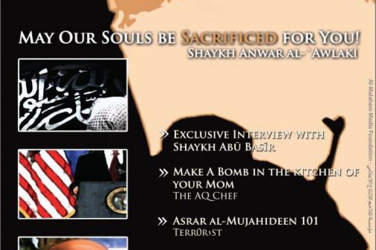 Revista Al-Qaida, in inchisoarea Guantanamo