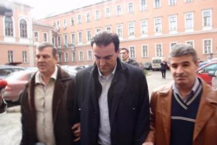 """Apostu, la Curtea de Apel Cluj: """"Am respectat legea si as face la fel!"""""""